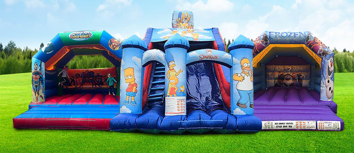 Tips When Choosing a Bouncy Castle to Hire – Explorer Life